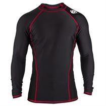 Black Long Sleeve Technical Top from Clinch Gears Signature Series